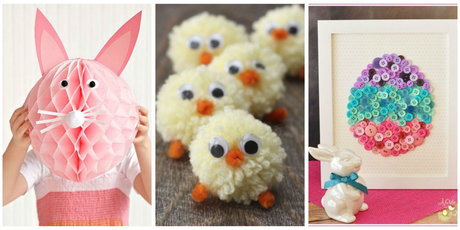 40 easter crafts for kids fun diy ideas for kid friendly for Easter crafts for elementary students