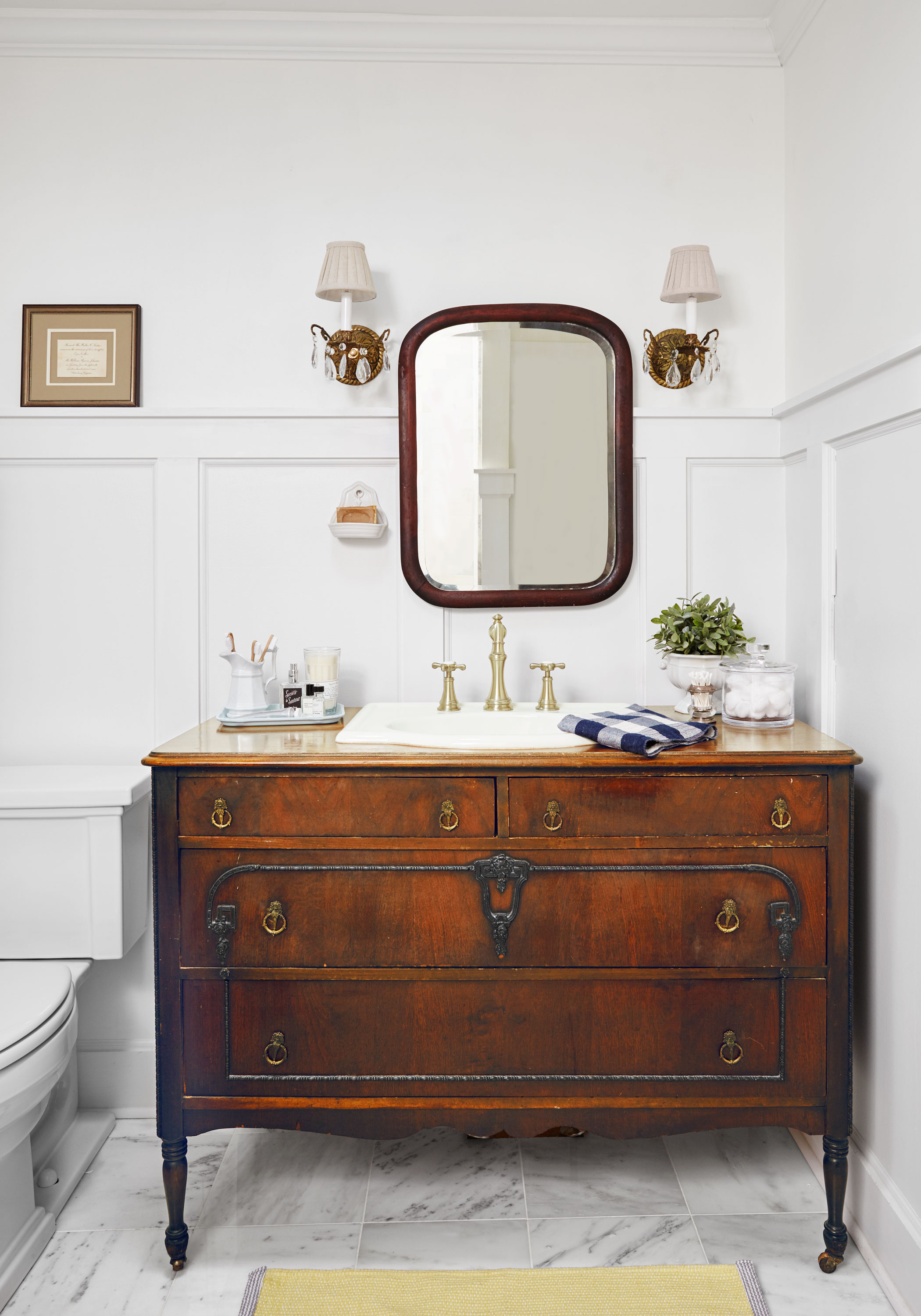 Country bathroom ideas - 80 Best Bathroom Decorating Ideas Decor Design Inspirations For Bathrooms