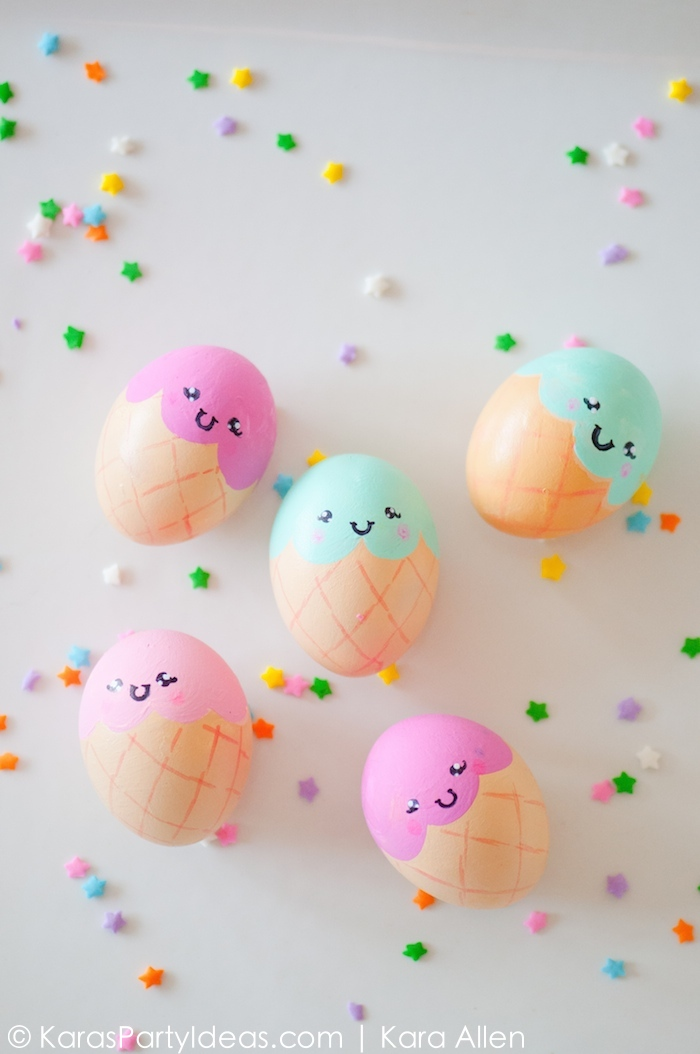 Strange 60 Fun Easter Egg Designs Creative Ideas For Decorating Easter Largest Home Design Picture Inspirations Pitcheantrous