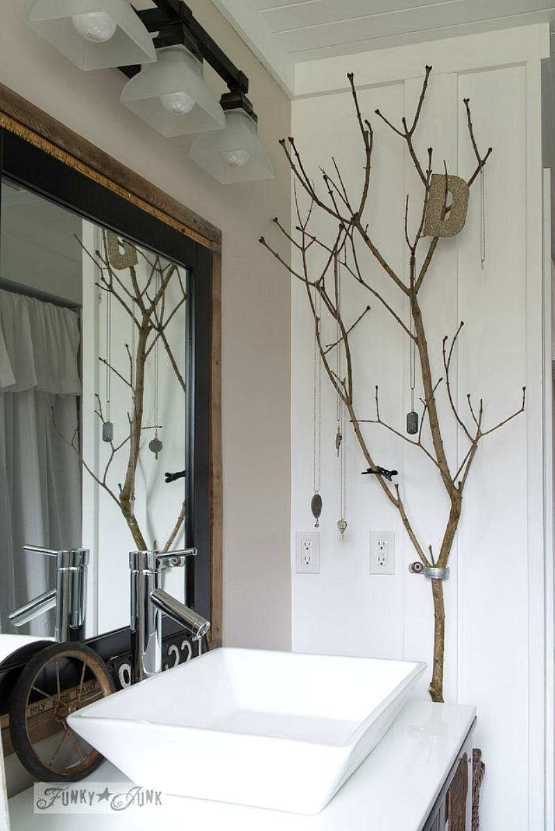 Twig Decor 14 diy branch projects - home decorating ideas