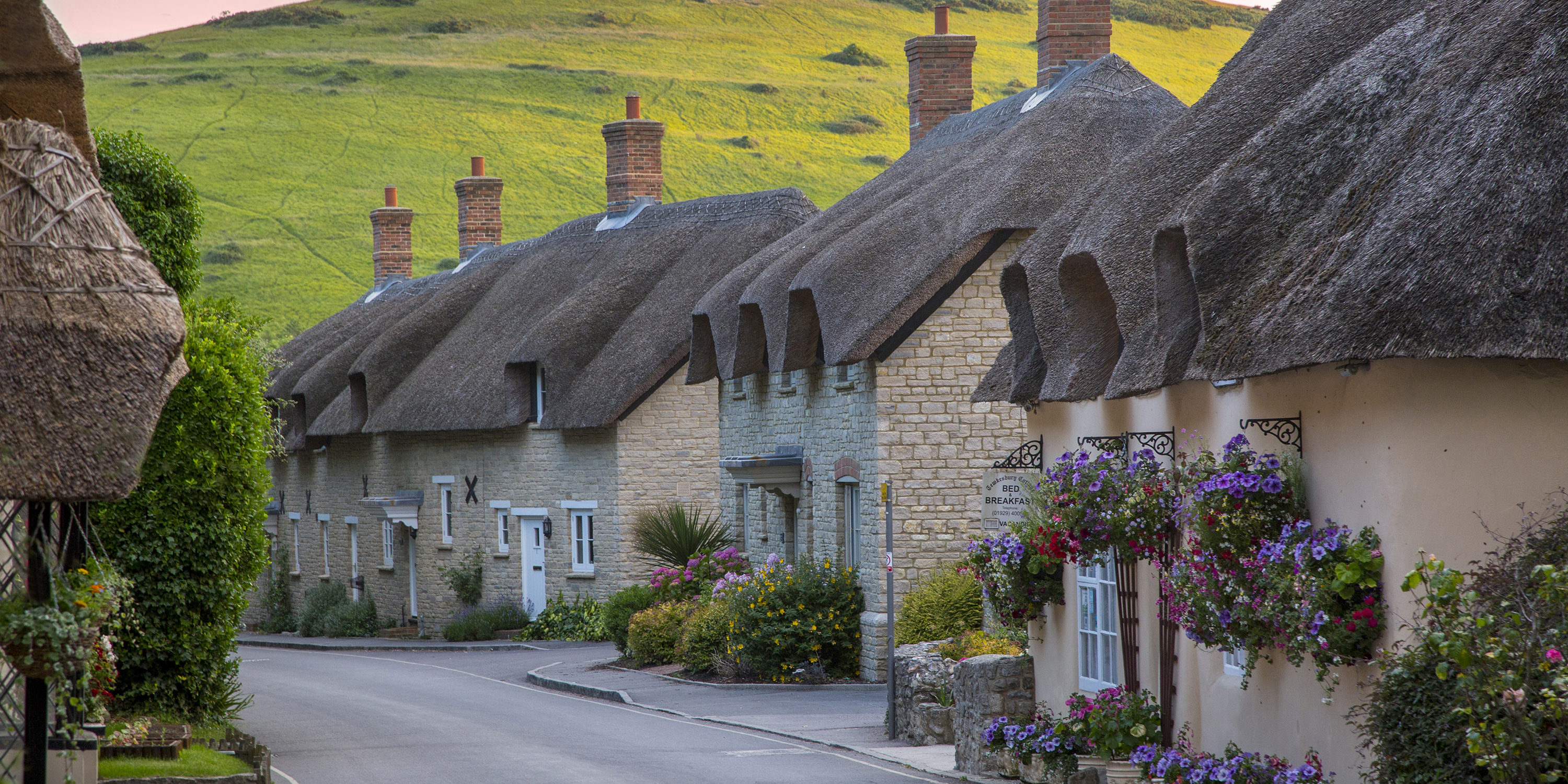 English Cottage Houses Collection 13 Wallpapers