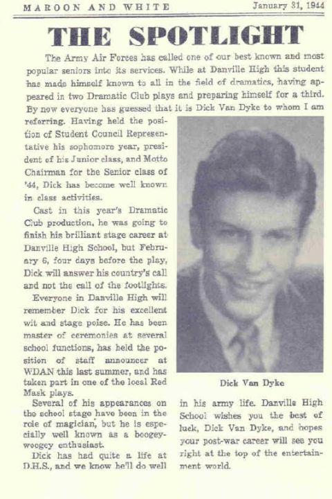 things you didnt know about dick van dyke � dick van dyke
