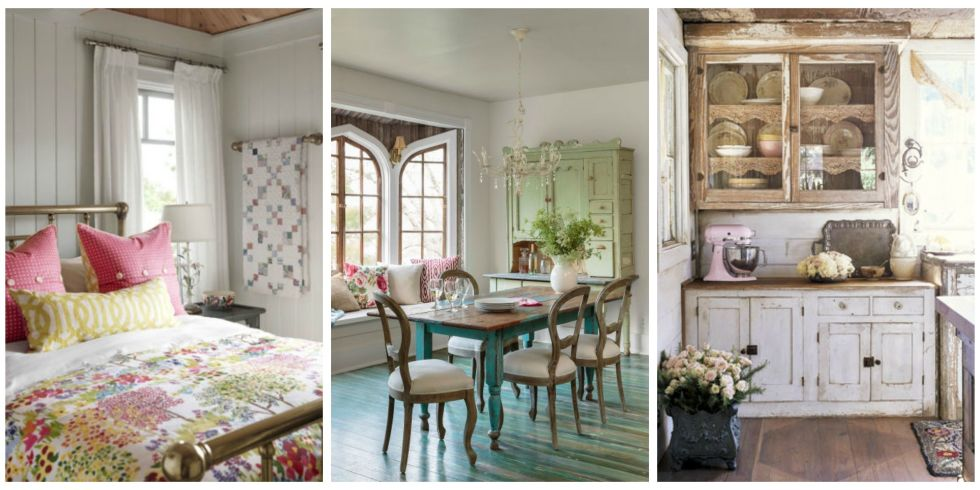 country cottage decorating ideas cottage style decorating - Country Cottage Dining Room Ideas