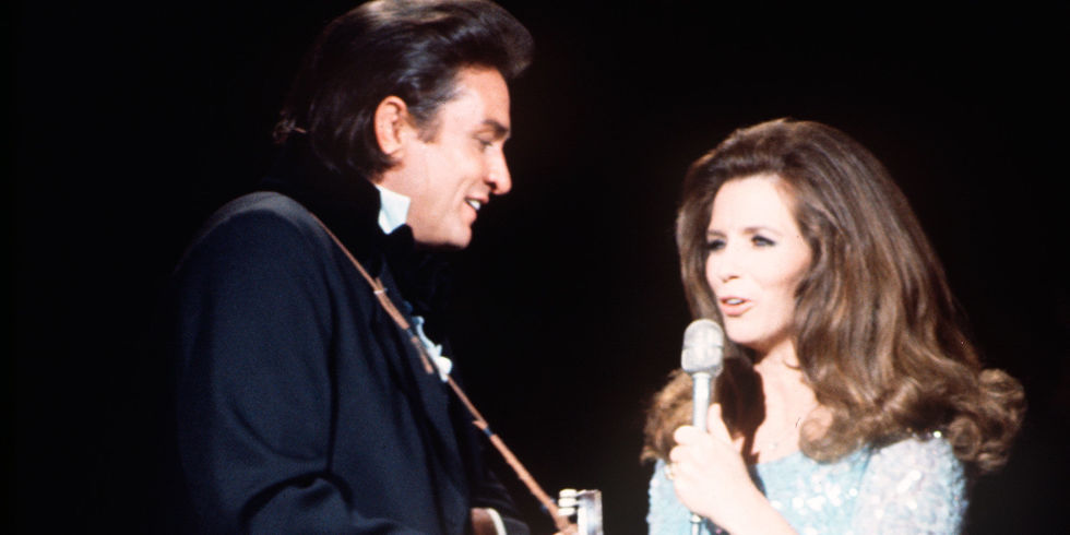 Image result for johnny and june cash