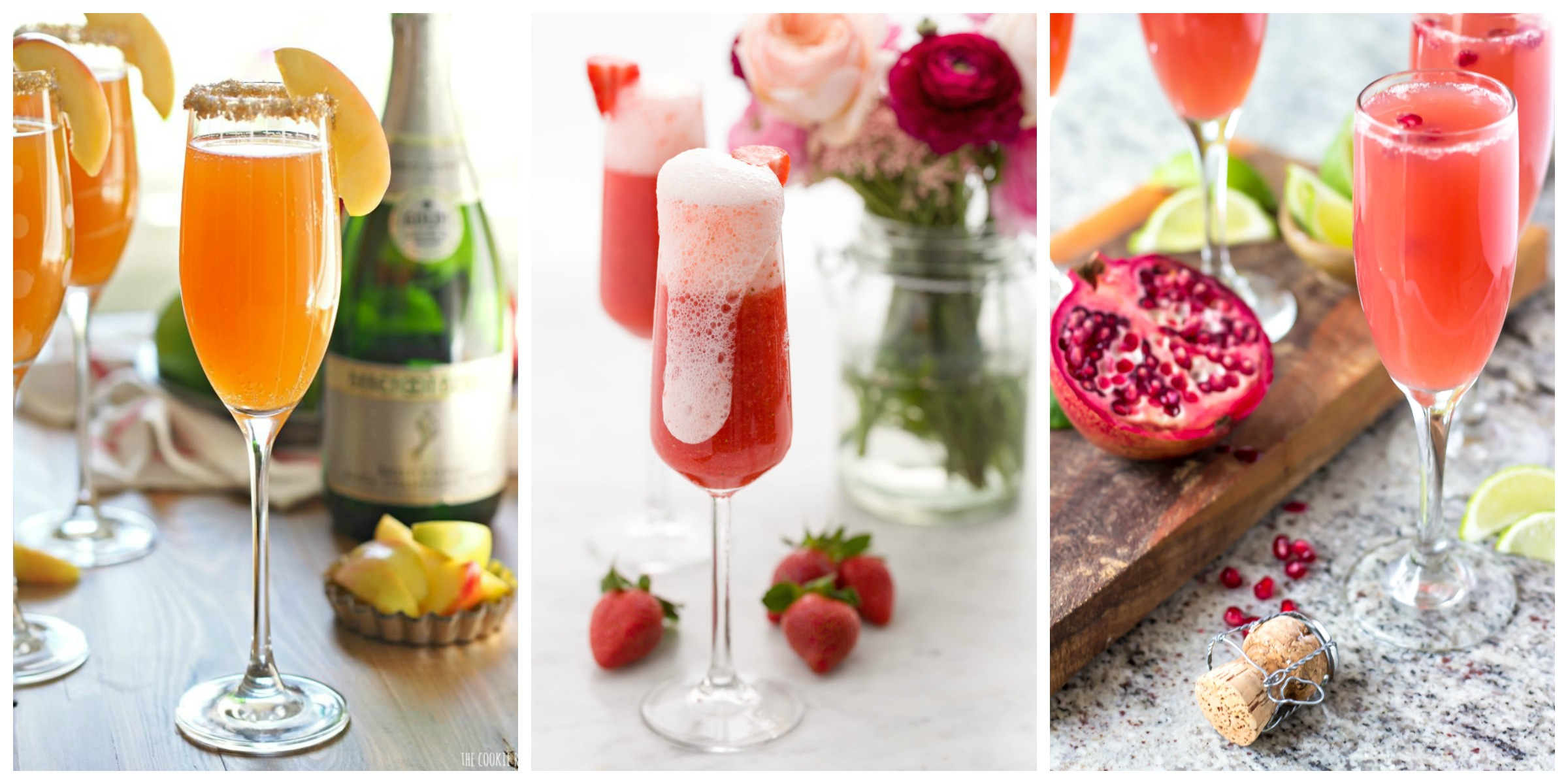 29 fruity mimosa recipes for your best brunch ever Good fruity drinks to get at a bar