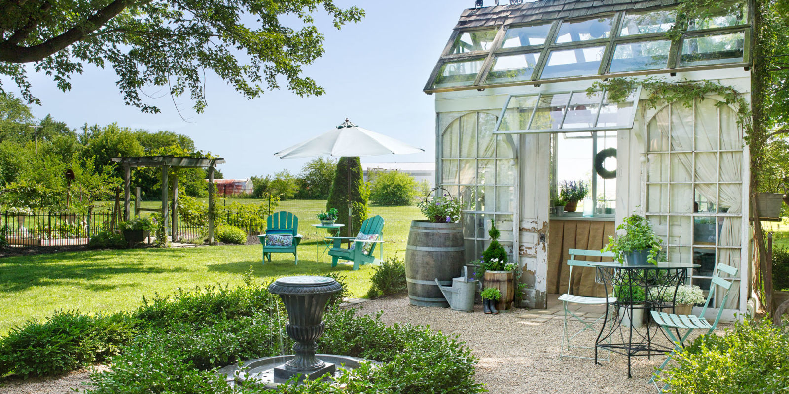 Country backyard garden ideas - Country Backyard Garden Ideas 2