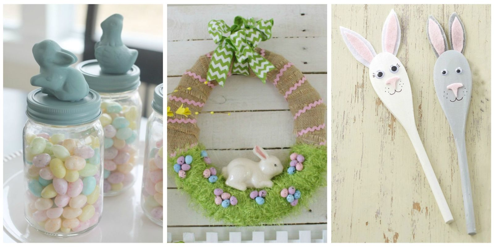 30 diy easter decorations from pinterest homemade easter Images for easter decorations