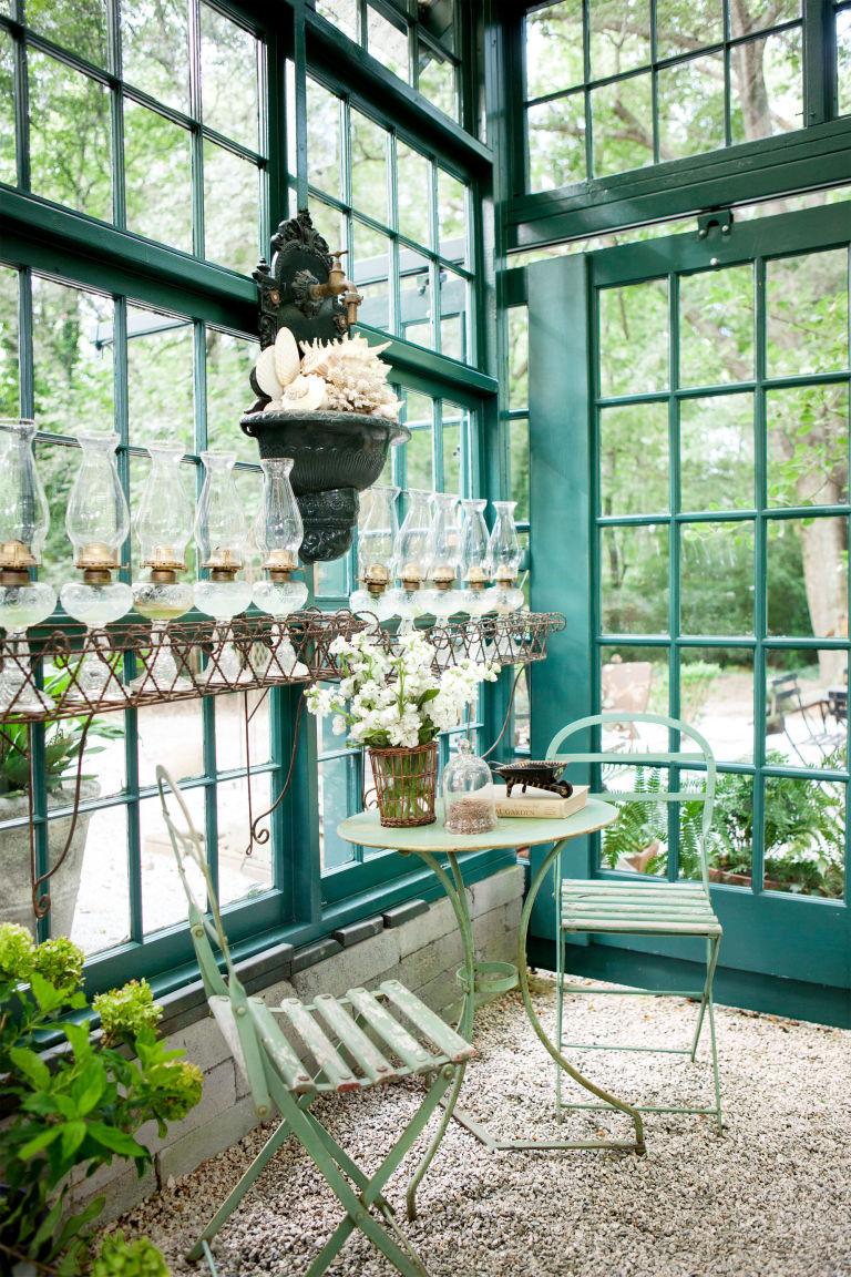 susanne hudson garden retreat backyard she shed ideas