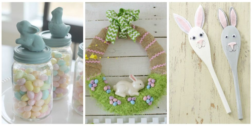 30 diy easter decorations from pinterest homemade easter decorating ideas - Easter Decoration