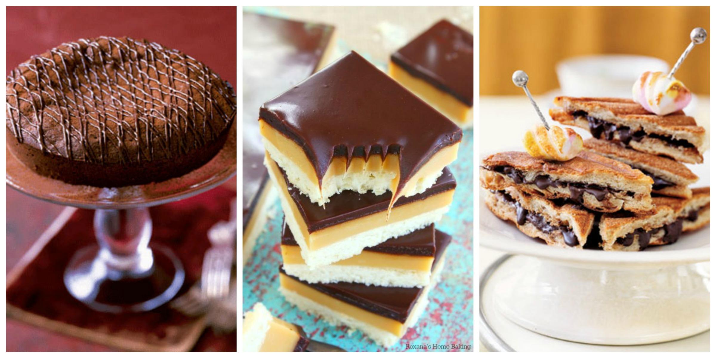 Chocolate Desserts Recipes Gallery - Best Dessert Ideas
