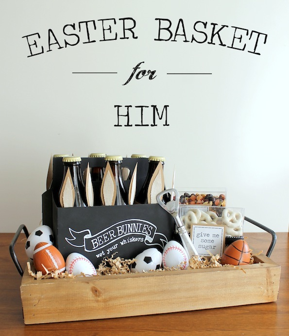 20 cute homemade easter basket ideas easter gifts for kids and 20 cute homemade easter basket ideas easter gifts for kids and adults negle Image collections
