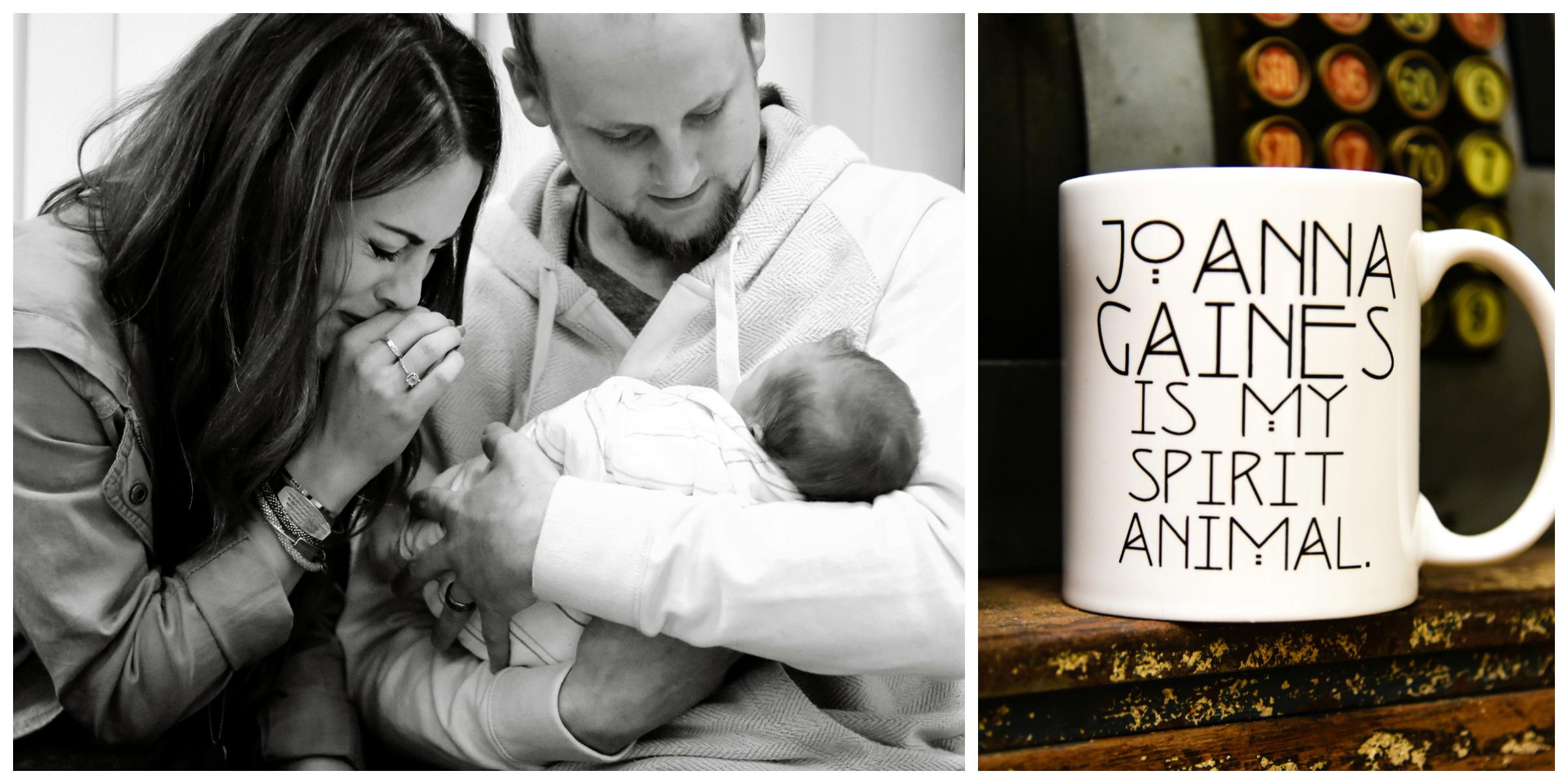 Fixer Upper Fans Help Couple Adopt Swallows Grace Mugs