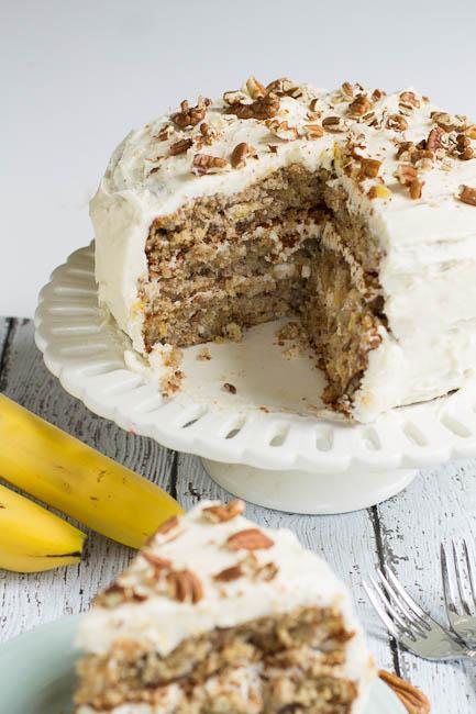 Hummingbird Cake Recipe How To Make Hummingbird Cake