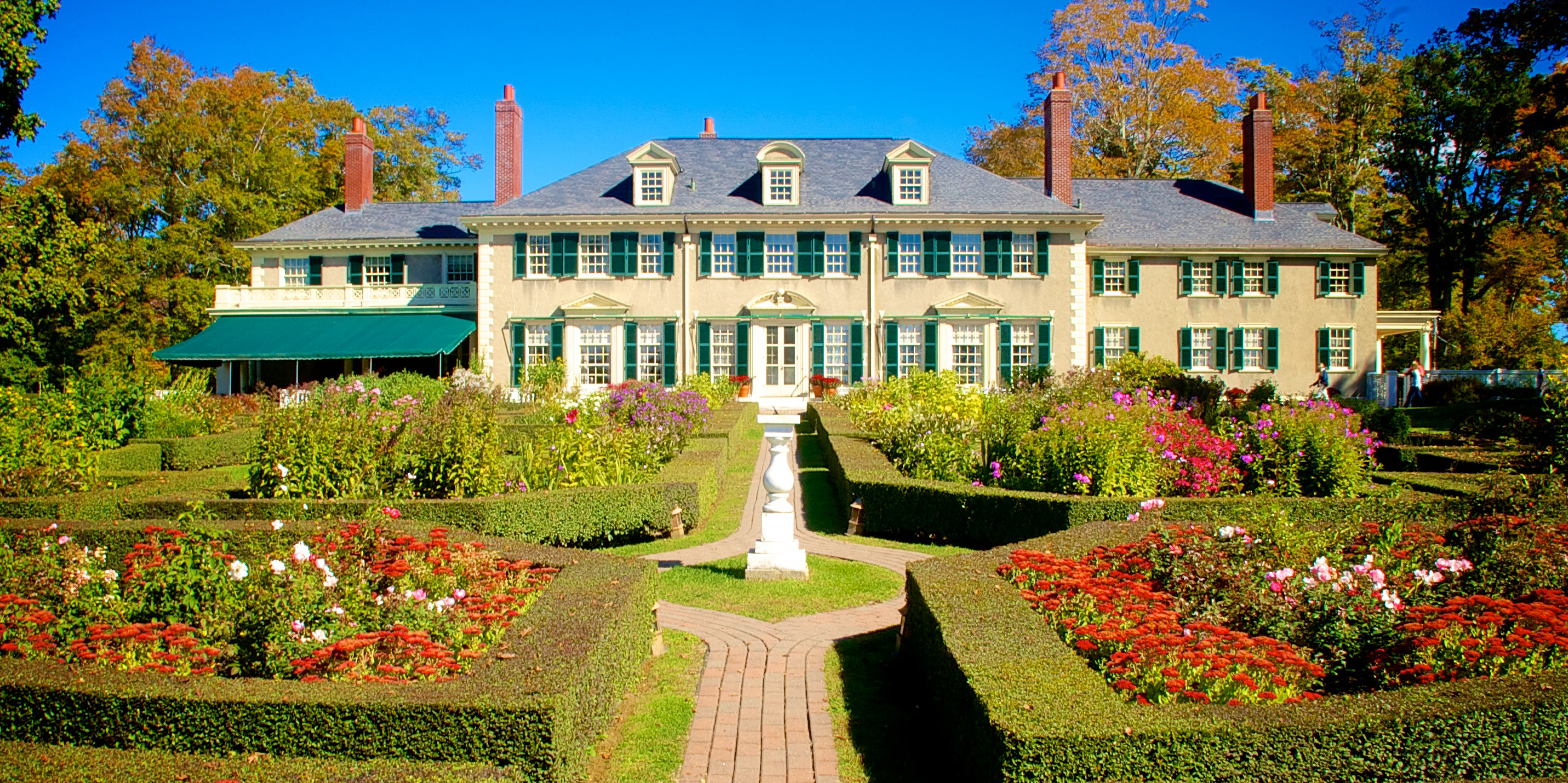 Of The Most Famous Historic Houses In America Historic Homes - Oldest museums in usa