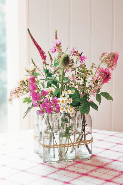 Floral Design Ideas luxury floral arrangement with contemporary vase flower artificial arrangement for table centerpieces creative floral arrangement ideas asian floral Vintage Milk Bottles