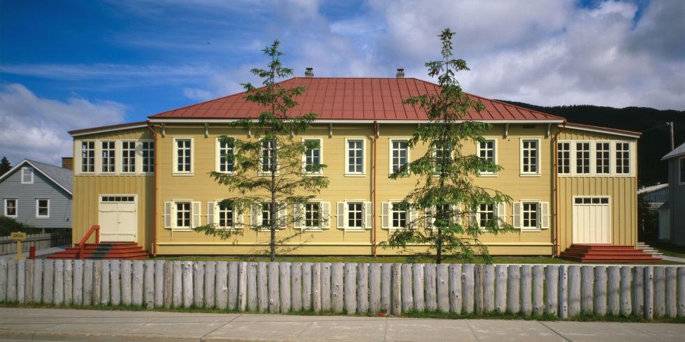 alaska russian house
