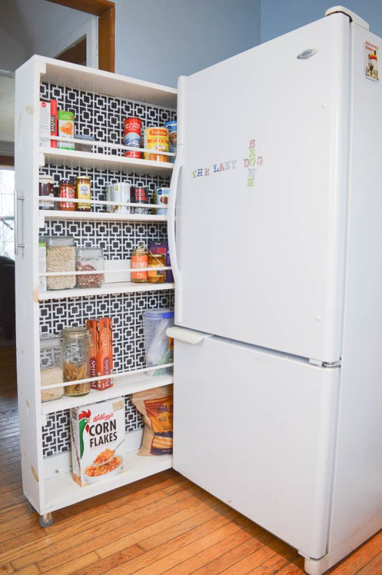 14 smart ideas for kitchen pantry organization pantry storage ideas - Diy Kitchen Pantry Ideas