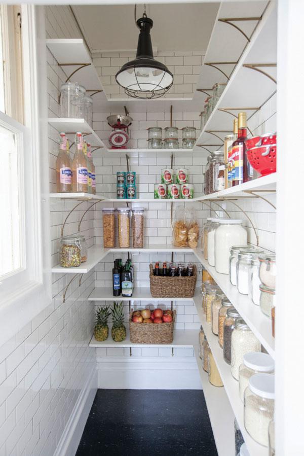 14 smart ideas for kitchen pantry organization - pantry storage ideas