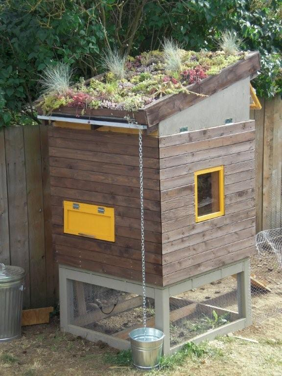 Chicken House 22 diy chicken coops you need in your backyard - diy chicken coop