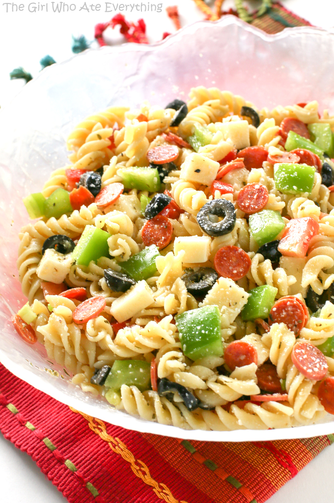 60 Summer Pasta Salad Recipes - Easy Ideas for Cold Pasta Salad