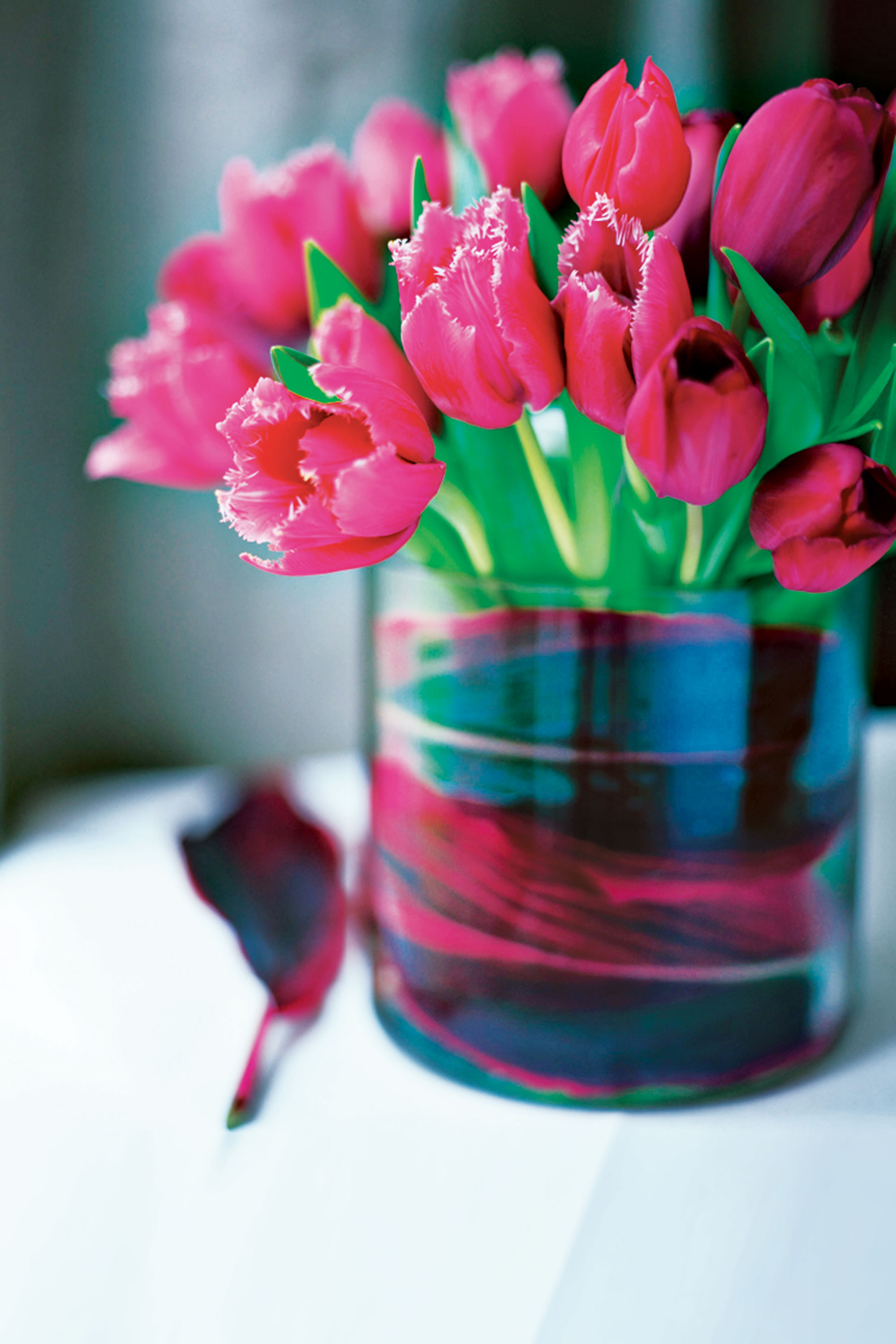 58 Spring Centerpieces and Table Decorations - Ideas for Spring ...
