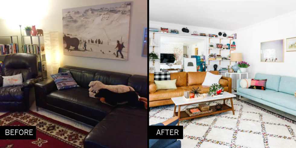 young widow gets surprise home makeover - lucy kalanithi apartment