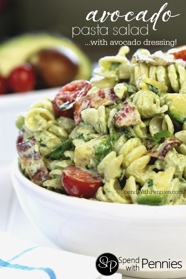 Easy pasta salad recipe for bbq