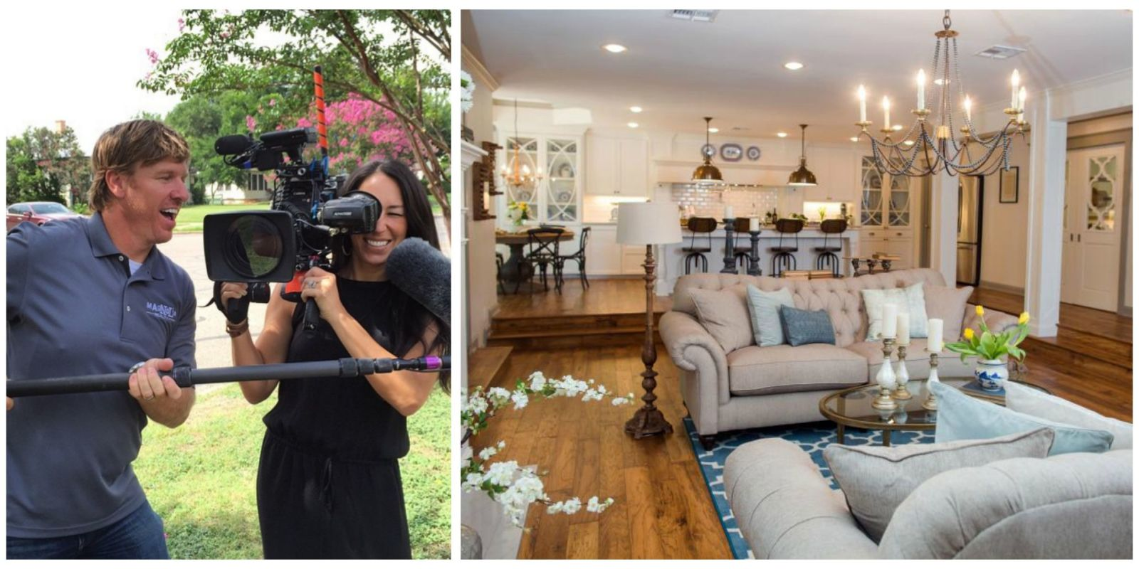 Fixer upper client reveals what it 39 s really like to be on House and garden online