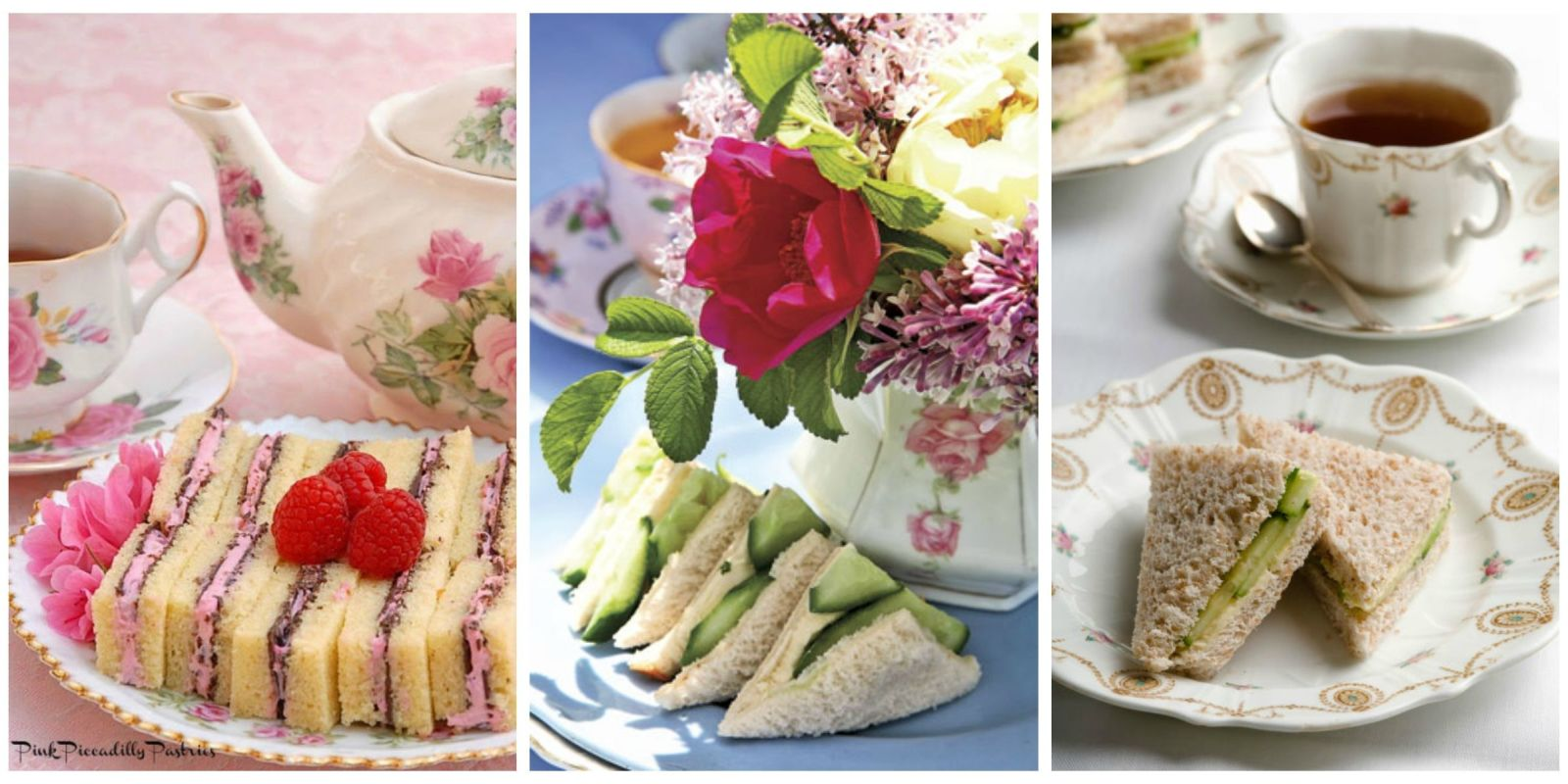 tea party sandwich recipes finger sandwiches perfect for afternoon tea. Black Bedroom Furniture Sets. Home Design Ideas