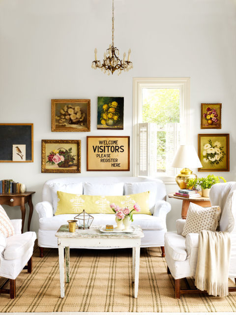 southern living room designs. Thrifty Decor Southern Living Rooms  Beautiful Room Decorating Ideas