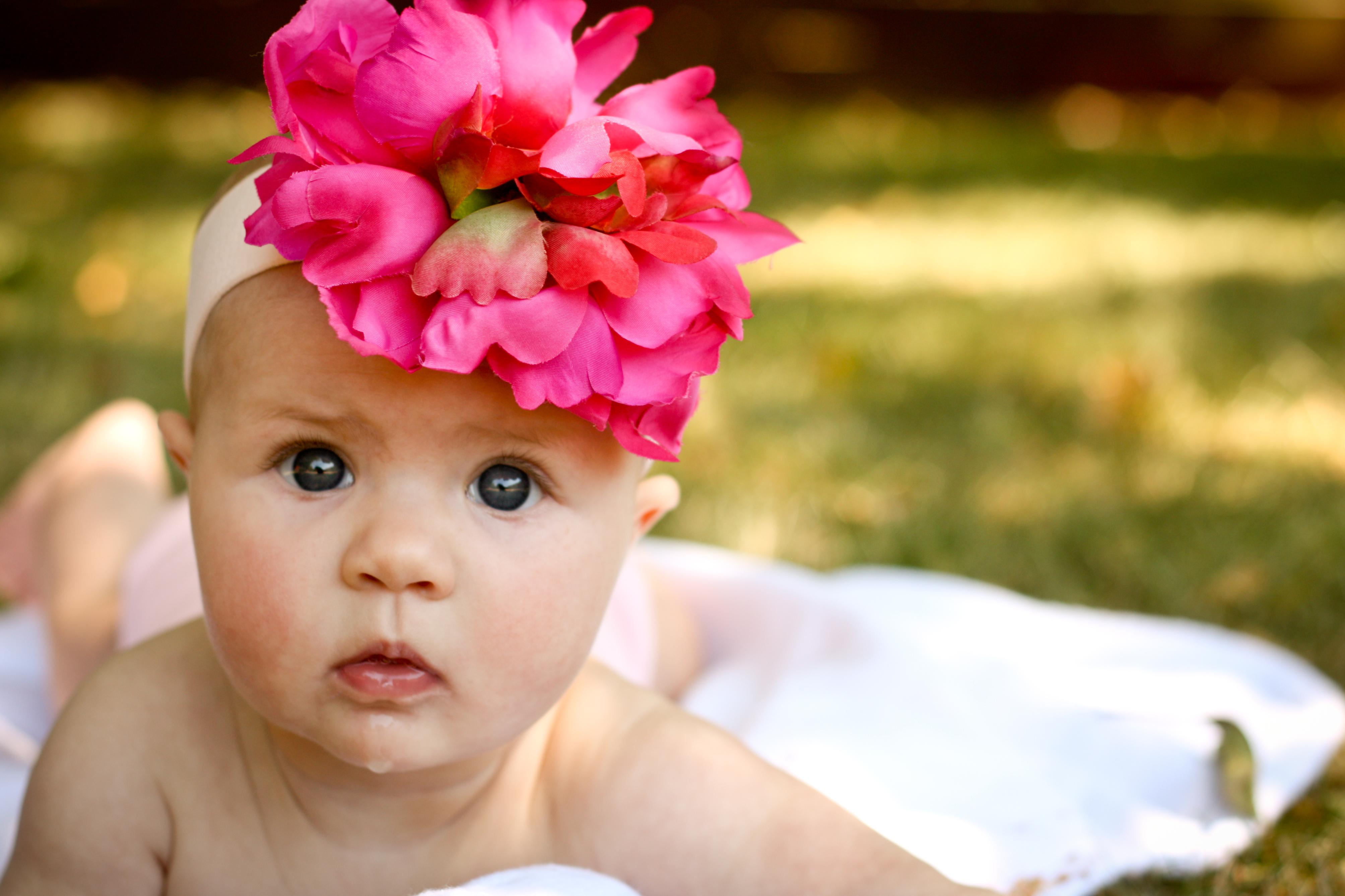 Flower Baby Names - Flower Names for Girls