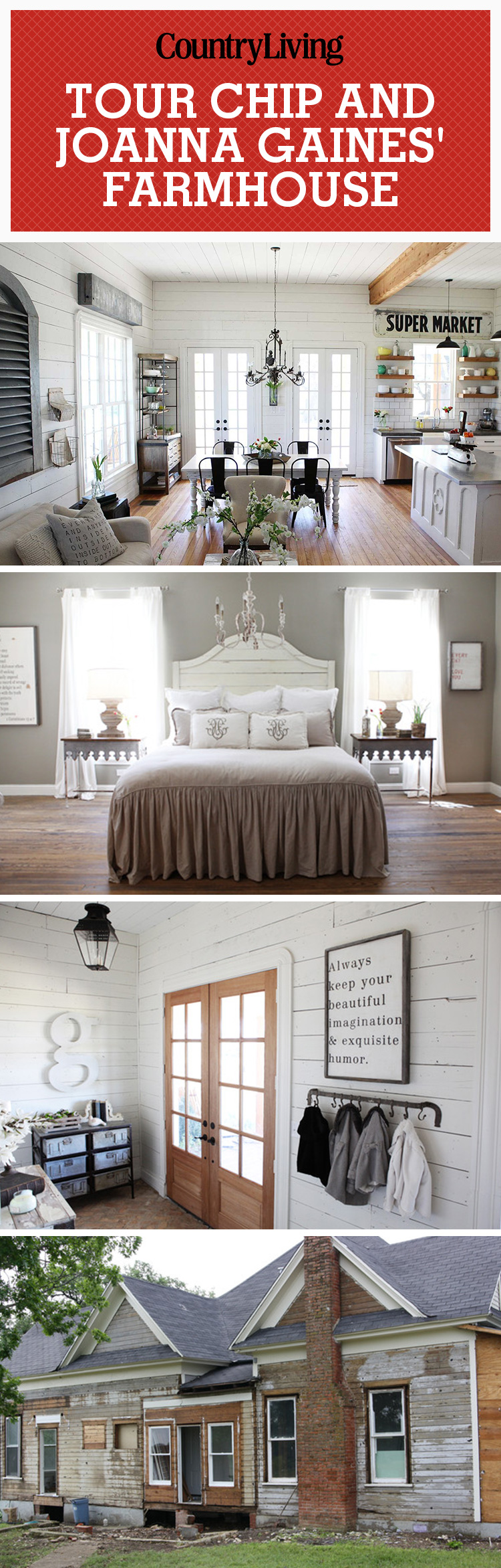 Fixer upper chip and joanna gaines on pinterest joanna - Chip et joanna gaines ...