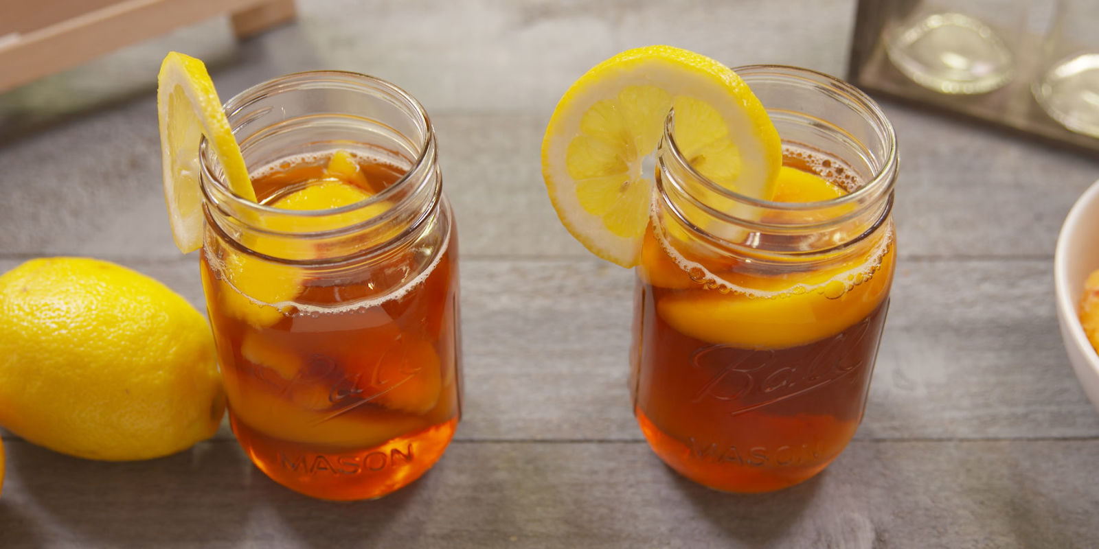 ... Upper' Fan Will Appreciate Our Magnolia-Inspired Spiked Sweet Tea