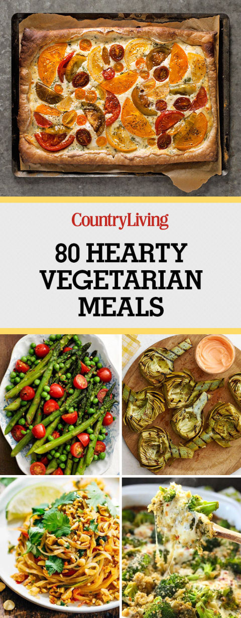 80 easy vegetarian dinner recipes best vegetarian meal