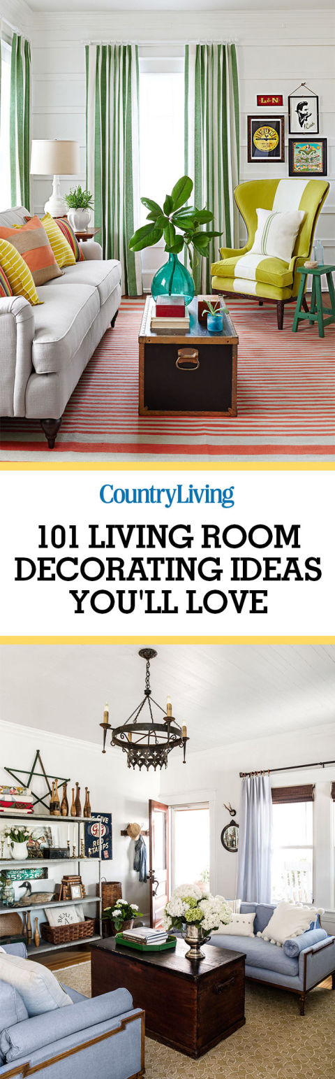 Home Decor Magazine 100+ living room decorating ideas - design photos of family rooms