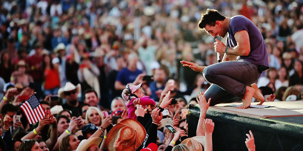 Best Country Music Festivals Concerts 2018