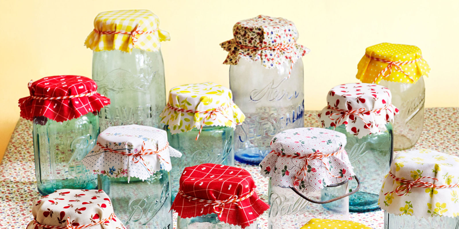 50 Great Mason Jar Ideas- Easy Uses for Mason Jars