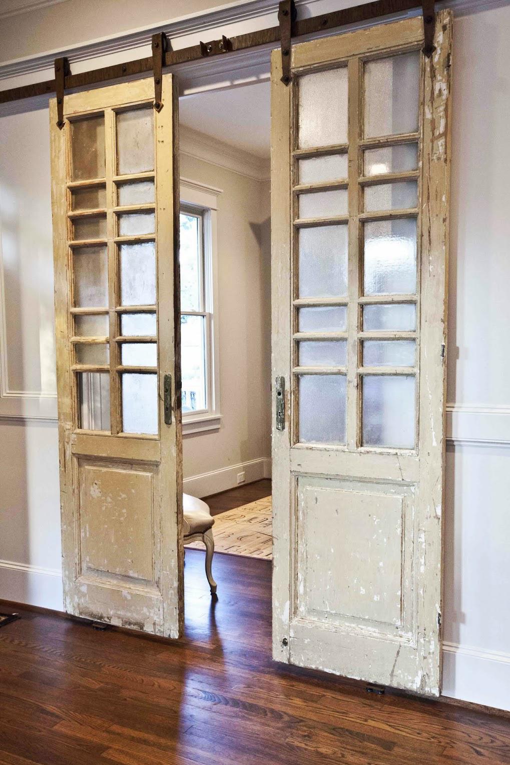 Interior door hardware trends how to build pocket doors for Interior door hardware trends