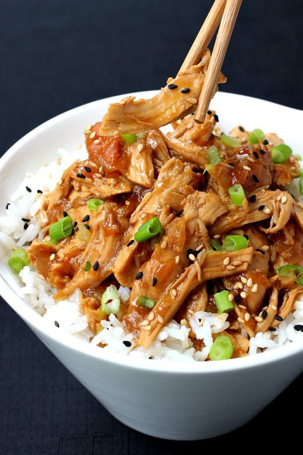 Chicken menus and recipes