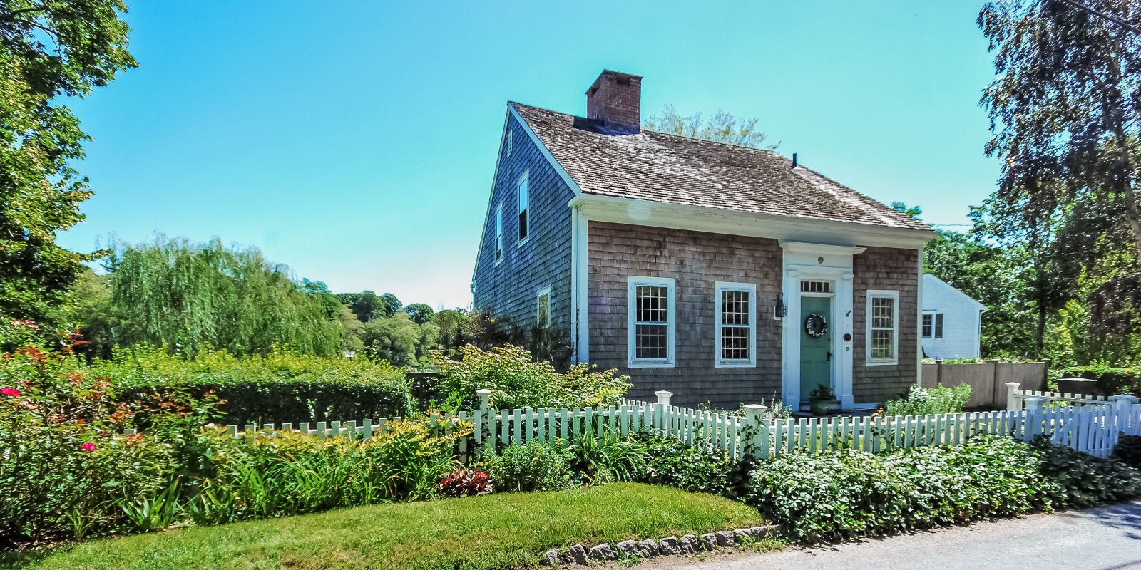 One Of Cape Cod's Oldest Houses For Sale