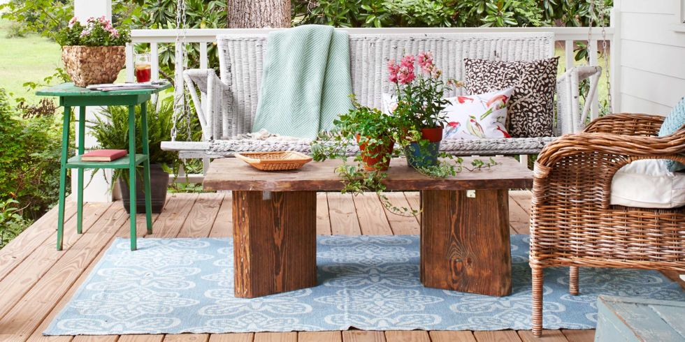 65 inspiring ways to update your porch and patio - Patio Decorating Ideas