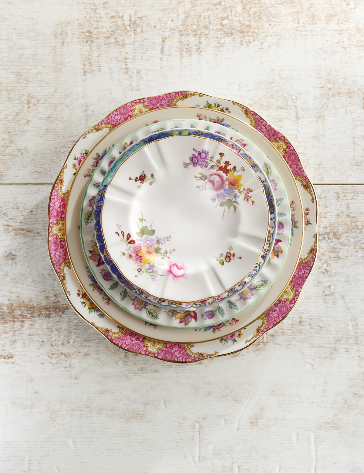 Antique Dishes — Vintage China Patterns