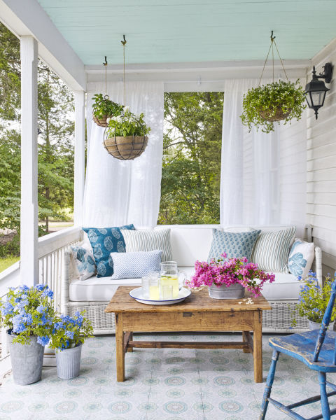 17 Great Small Porch Design Ideas: The Art Of Porching