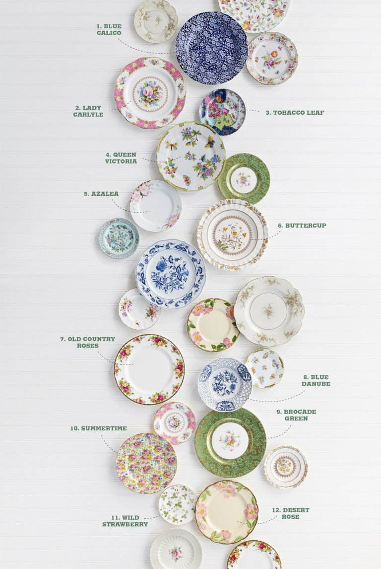 Old China Patterns antique dishes — vintage china patterns