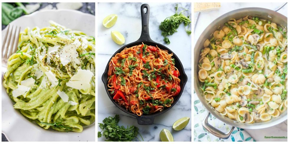 Pasta recipes healthy easy dinner