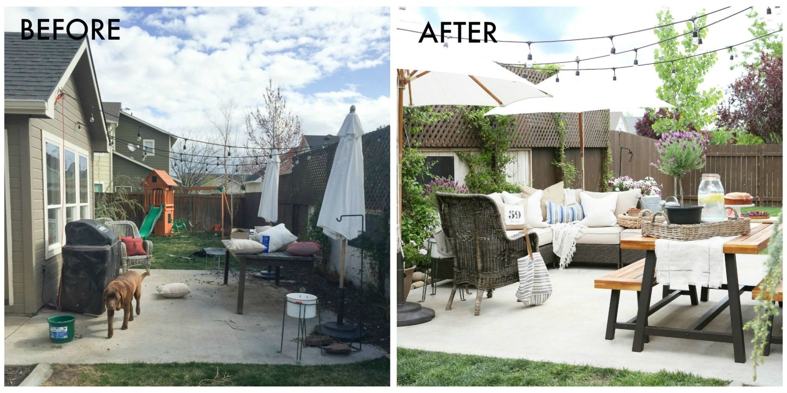 Patio Makeover Ideas — How to Update Your Patio For Summer