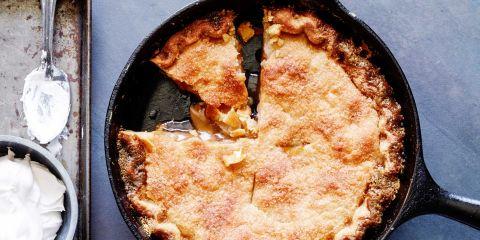 Trisha Yearwood Food Network Skillet Apple Pie