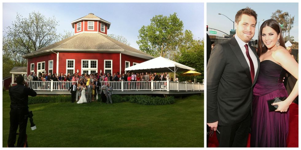 Country Star Wedding Venues Celebrity Lady Antebellum Never