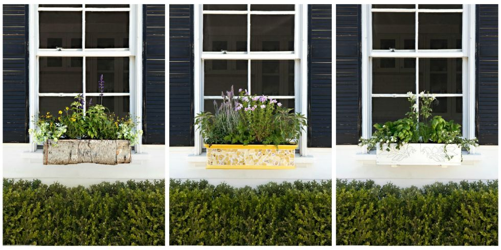 add some pep to your homeu0027s exterior with these floral treatments