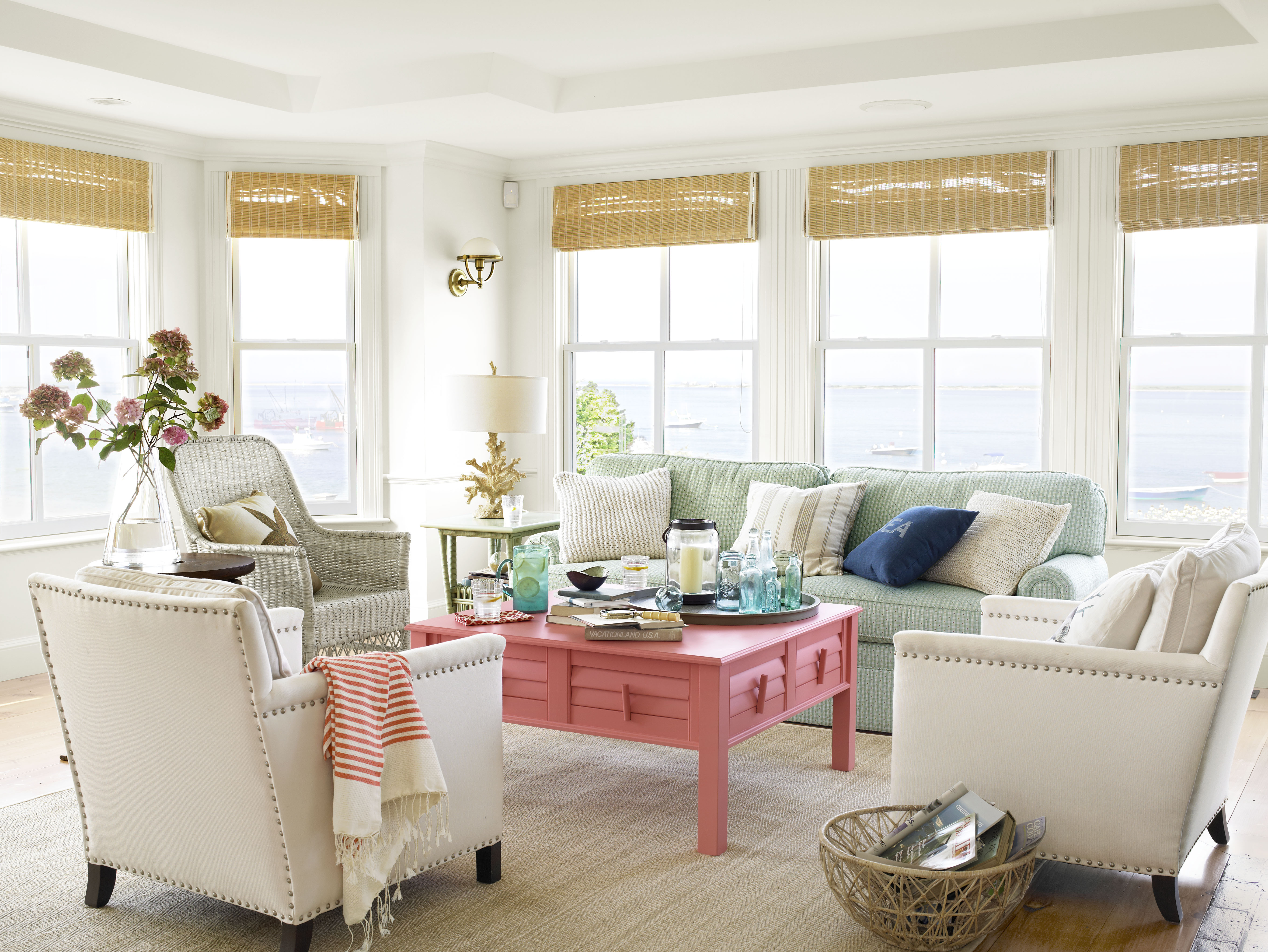 Living Room Beach Decorating Ideas New 40 Beach House Decorating  Beach Home Decor Ideas Inspiration